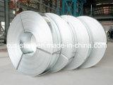 Bandes galvanisées d'acier/bande en acier galvanisée IMMERSION chaude