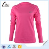 Venta al por mayor Camisetas de manga larga de running Mujer Running Wear