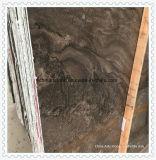 壁および床タイルのための標準的な灰色の花こう岩の大理石の石の平板