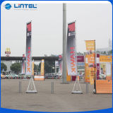 Рекламирующ Feather Flags Aluminum Flag Поляк для Events (LT-14)