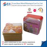 Großhandelsquadrat-geformter fördernder Metallseifen-Kasten