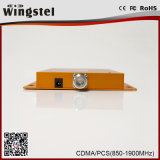 Набор двойного репитера сигнала полосы CDMA/PCS 850/1900MHz передвижного с антенной