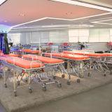 Carrello della barella del pronto soccorso del fornitore della Cina per l'automobile dell'ambulanza