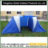6 barracas de acampamento ao ar livre da família da pessoa para a venda