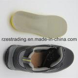 鋼鉄つま先の帽子が付いている方法高品質の安全靴