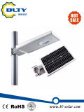 Luz de calle solar integrada del LED