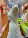 Empfindliche Frauen-Zeremonie-Kleid-Hochzeits-Kleider Uw4009A