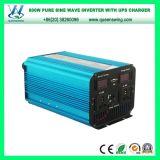 чисто инвертор солнечной силы волны синуса 800W с заряжателем UPS (QW-PJ800UPS)