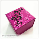 Faltender Papiergeschenk-Kasten für Geschenke und Förderungen