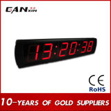 [Ganxin] horloge d'alarme neuve de l'horloge DEL de signe de Digitals DEL de modèle