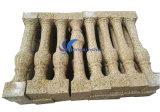 Granito naturale personalizzato che intaglia colonna