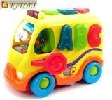 Het nieuwe Stuk speelgoed Van uitstekende kwaliteit van de Auto DIY van het Stuk speelgoed van het Raadsel van het Ontwerp DIY Plastic 4D Intelligente