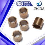 De olie-Behoudende Dragende Gesinterde Ring van het koper voor Micro- Motoren