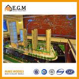 Architekturmodelle/Qualität ABS Gebäude-Modell-Entwurfs-/Wohngebäude-Modelle/Ausstellung-Gebäude-Modell-Fertigung/Architektur-vorbildliche Kundenbezogenheit