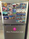 Almacenar el imán del refrigerador de la hojalata de la puerta del refrigerador de la cocina del surtidor de la tienda de recuerdo