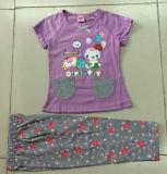 Костюм детей Pyjamas ребёнка лета в износе Bb-401 малышей