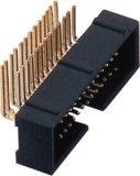 1.27*2.54mm 90 DIP градусов коллектора коробки