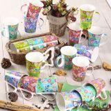 Nuova tazza di caffè poco costosa di ceramica di Cina di osso