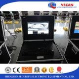 공항 또는 형무소 또는 호텔 또는 은행 사용 UVIS를 위한 이동할 수 있는 Under Vehicle Surveillance System AT3000 UVSS