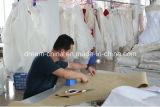 الصين مخصص الأبيض تول فستان الزفاف 2016