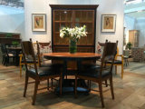 Table 둥근 /Dining 룸 또는 Antique Furniture