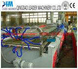 Placa da porta do PVC/linha produção largas da placa