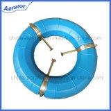El 100% nuevos PP Plastic Floating Buoy en Paddlewheel Aerator