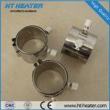 Calefator de faixa plástico e de borracha de mica do selo da maquinaria
