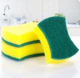 Губка кухни губки пены размывателя чистки