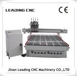 CNC van het grote Formaat de Multi Hoofd Houten Machine van de Gravure
