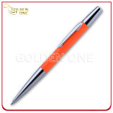 Penna di Ballpoint promozionale variopinta poco costosa all'ingrosso del metallo