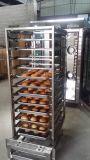 6 Лоток Электрический Конвекционная печь с тележкой-пекарни оборудование, духовкой