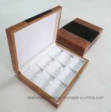 Rectángulo de madera modificado para requisitos particulares del conjunto de la joyería