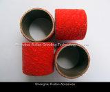 Fascia di smeriglitatura di ceramica rossa superiore di Vsm