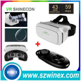 Bluetooth Controller + Vr Shinecon Moke 3D Virtual Reality Vr Glasses