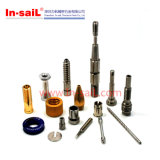 OEM Stainless Steel Shaft CNC Usinagem Automotive Fasteners