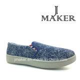 ズック靴の方法中国の製造者Jm2018-Lの2016スリップ