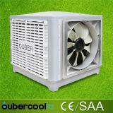 Refrigerador de aire evaporativo industrial de enfriamiento de la pista del panal/refrigerador del desierto