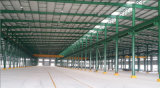 Structure métallique/atelier/entrepôt préfabriqués/jeté