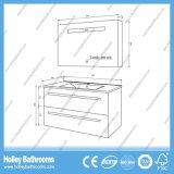 LED Hot Light Touch commutateur haute brillance de la peinture Hôtel Salle de bains Vanity Cabinet-B808d