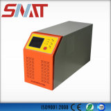 組み込みの太陽料金のコントローラが付いている750W力頻度太陽インバーター