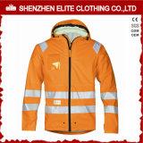 Куртка изготовленный на заказ раковины людей безопасности мягкой отражательная