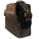 人袋の/Hightの革品質BS12584の小さい学生かばんのナイロン