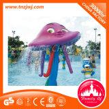 Swimmingpool-voller Geräten-Wasser-Park-Plastikpilz