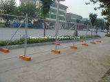 Frontières de sécurité provisoires/chaud plongé galvanisé et PVC enduisant la frontière de sécurité provisoire/clôture provisoire