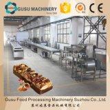 Voedsel van het van certificatie Ce de Staaf die van het Graangewas van de Pinda's van de Snack Machine vormen