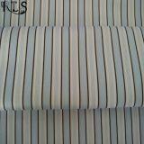 셔츠 복장 Rls60-8po를 위한 100%년 면 포플린 길쌈된 털실에 의하여 염색되는 직물