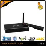 新しいAmlogic S812のチップセットのGoogle TV 2g/8g人間の特徴をもつOtt TVボックス