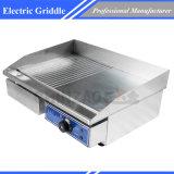 Яичко бекона решетки бургера электрического Hotplate Griddle большого твиновского коммерчески