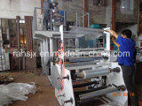 Двойная машина штрангя-прессовани пленки Rewinder 700mm PP